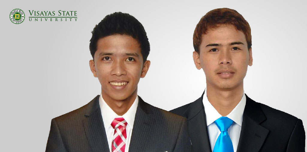 Hilongosnons. Rey Mark Lolo Alfante (left) and Arnolofo Rallos Antolihao (right) lands 6th and 8th in the August 2014 GE licensure exams.