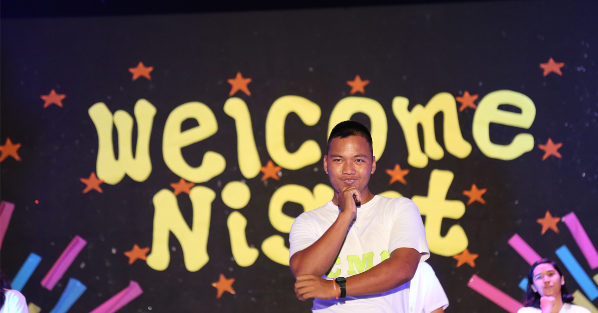 welcome night 6